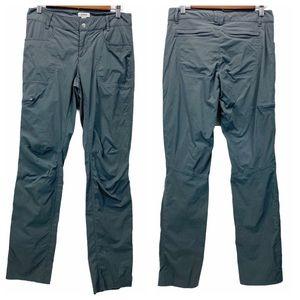 L.L. Bean Cresta Trail Pants Hiking Gray 4